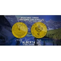Alberta Resistance Coin